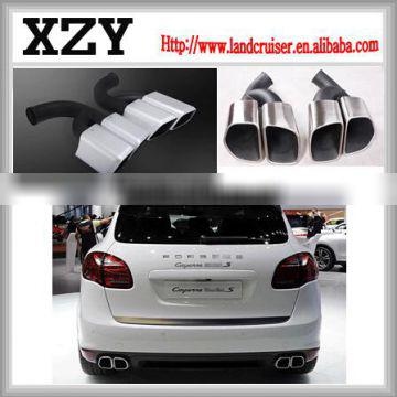 cay 958 square exhaust tips 2011-2015