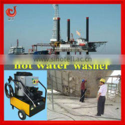 2013 oil field construction metallurgical mining motor drive diesel hot water jet power high pressure washer