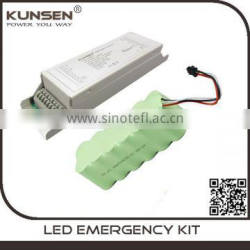 Rechargeable Led Emergency Lighting Module Pack conversion kit