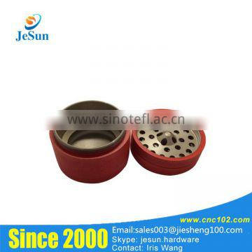 Anodized surface finish aluminum cnc parts/cnc machining parts