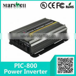 China OEM Factory 800w DC AC Power Inverter with Charger PIC-800