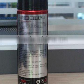 Tin can maintenance engine cleaner & degreaser 450ml