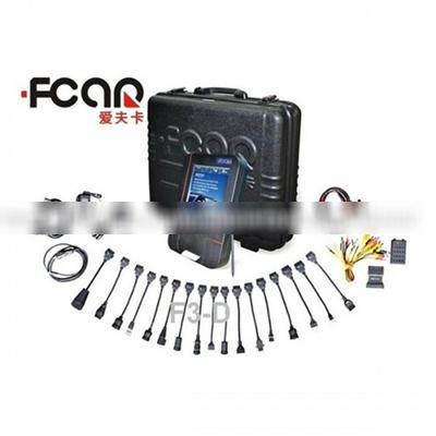 Original Fcar-F3-D Scanner For Heavy Duty Update Free With One Year Warranty