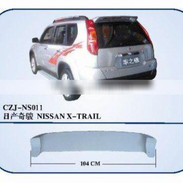 ABS REAR SPOILER FOR X-TRALL