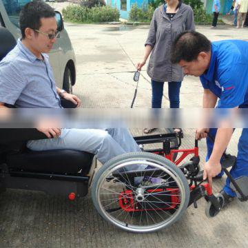 Xinder special Swivel lifting seat S-LIFT-W for wheelchair user