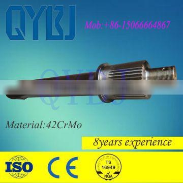 cheap and high quality tandem axle made in China