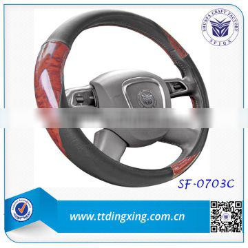 Car Wood Car Steering Wheel Covers From Manufacture