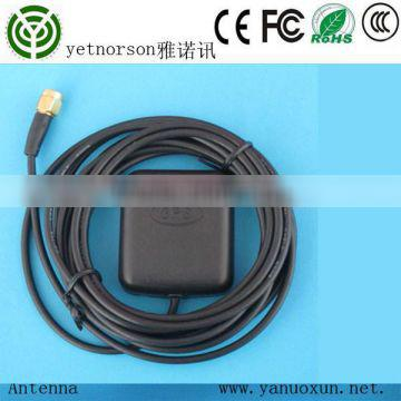 made in china 1575.42mhz high dbi passive gps antenna for android tablet with fakra connector