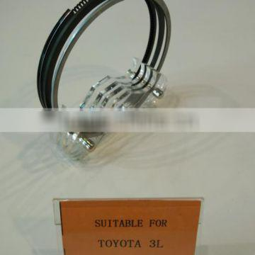 high quality 96mm piston ring for TOYOTA 3L best price