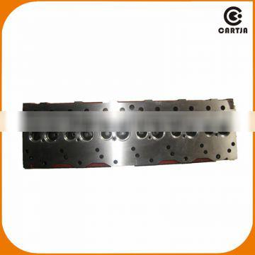 Casting 6D95 cylinder head for aftermarket