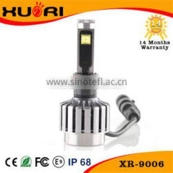 2016 New product all in one 9006 led lamp for car and motorcycle, 6000k 30w 9006car led headlight