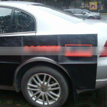 Car fend cover with magnetic