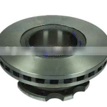 Truck brake plate brake disc made of cast iron OEM as buyer request