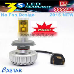 play and plug type led automotive motor light