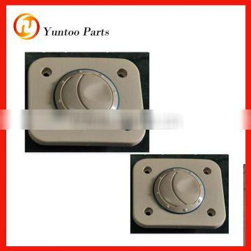 High quality coach bus air outlet air vent for Sunlong Yutong Kinglong Higer Bus