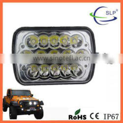 Senlips Hot Sale 7'' 45w Led Work Light For Offroad Jeep