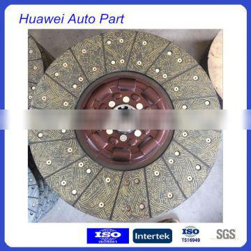 Dongfeng truck auto parts banjara clutch driven disc 380mm