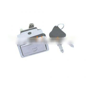 Auto trunk lid lock with key for Peugeot 405