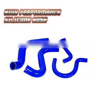 Silicone Radiator Hose Kit Coolant Pipe For Ford falcon EA EB 6CYL multi point fuel injection 91-93
