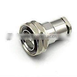 DIN MALE CLAMP CONNECTOR FOR RG 214