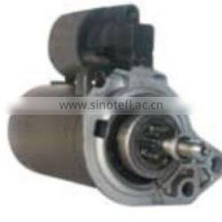 Valeo D6RA starter replacing D9E140