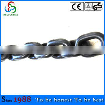 G80 alloy steel Lifting Chain Hebei steel