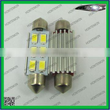 Hot-selling Canbus No Error C5W Festoon 6SMD 39mm LED Reading Lamp Plate Lamp License Lamp Auto Light Bulbs
