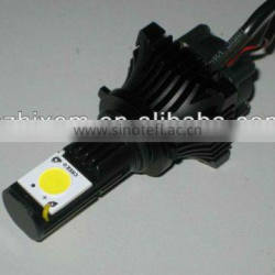 9006/HB4 Higher power 12V/24V 50W car LED headlight, 2200 lumen