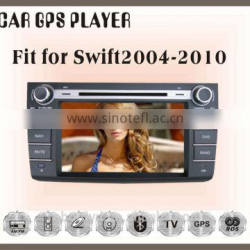 Fit for suzuki swift 2004-2010 multimedia car dvd player dvd + gps