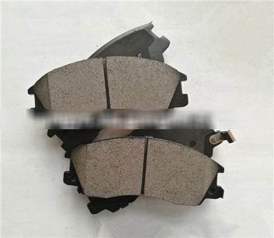 High Quality Car Rubber Ceramic Front Rear Disc Brake Pads