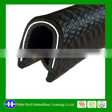 plastic PVC edge trim