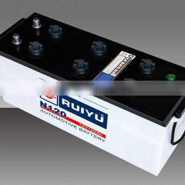 starting battery powered car dry charge battery