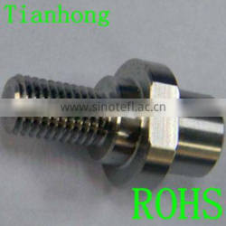 Stainless steel turning parts used in car