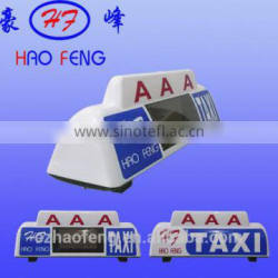 DS taxi led display dome light box signal