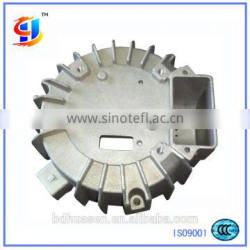 aluminum pressure die casting of engineer part