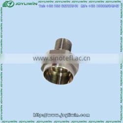 Customized ISO RoHS certificate zinc-plated Stainless steel housing speed sensor for auto industry