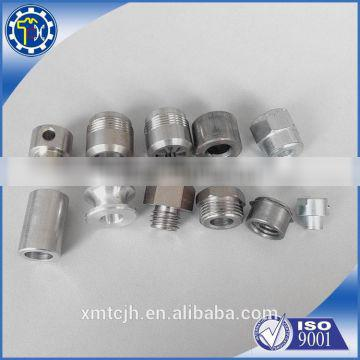 Factory Customized made small stanless steel inside thread wire nut CNC lathing part