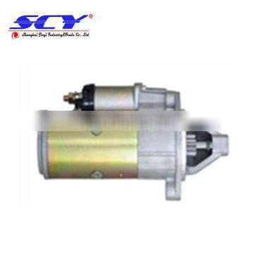 Starter Motor Suitable for GAZ 3111 2.5 1998 - 2004 406-3708000 6012.3708