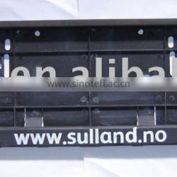 European size license plate frame 630*150mm