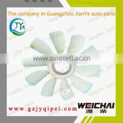 WD615 WEICHAI 612600060123 engine cooling fan