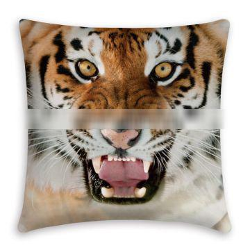 fashion square anime pillow bed sofa custom printed pillow cases
