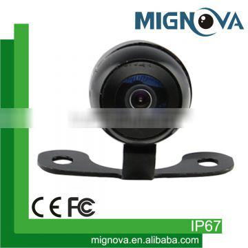 HD CCD very very small hidden camera for cars with parking line