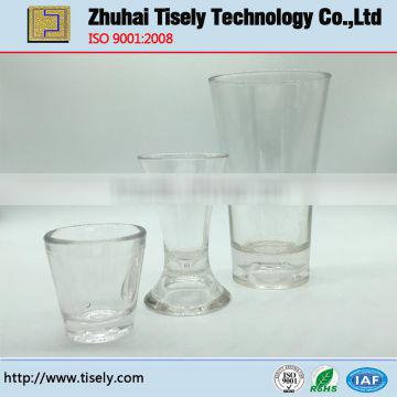 custom shape plastic cup