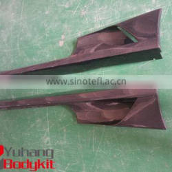 ASI Style Full Carbon 100% pure carbon Side Skirts For 2004-2009 Ferrari F430