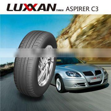 Car Tires/Radial Car Tyres For Hot Sale LUXXAN Aspirer C3,205/65r15 cheap car tires