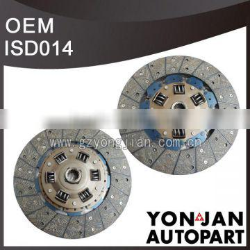 Vehicles assembly ISD014 clutch kits Clutch Disc steel plate Quality Choice Supplier's Choice