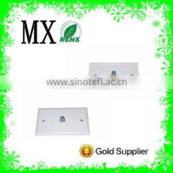 wall plate hdmi and f wall socket