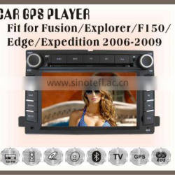 Fit for ford fusion/explorer/F150/Edge/expedition 2006-2009 car audio player with gps