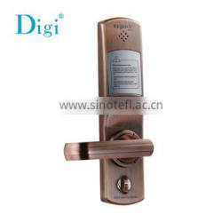 Fingerprint security lock with 560 DPI