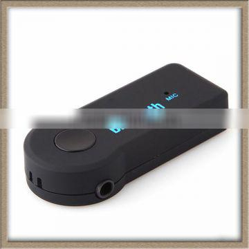 Bluetooth audio receiver with 3.5 mm audio jack